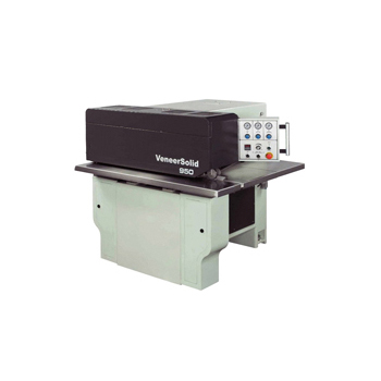 LONGITUDINAL VENEER SPLICER